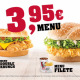 "Spot promocional KFC ""MENU 3,95€"" - by MCBS Multimedia"