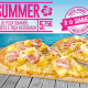 "PIZZA HUT menuboar ""Menu Summer"" by MCBS Multimedia"