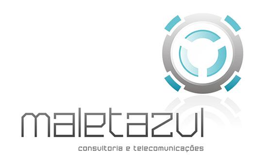 Logotipo MALETAZUL