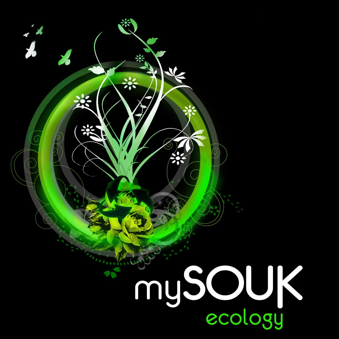 Logo mySOUK Ecology, by MCBS Multimedia