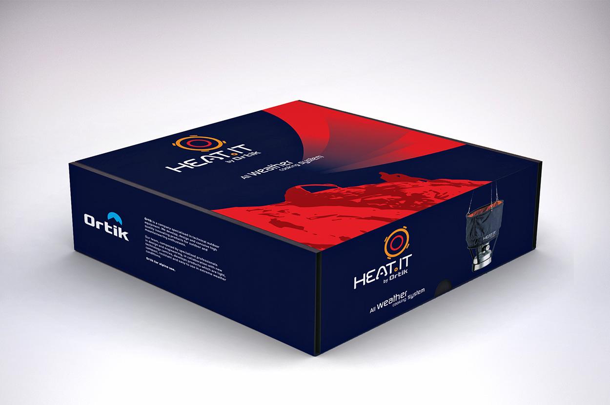 HEAT IT package. MCBS Multimedia