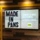 PANS & COMPANY video wall by MCBS MUltimedia