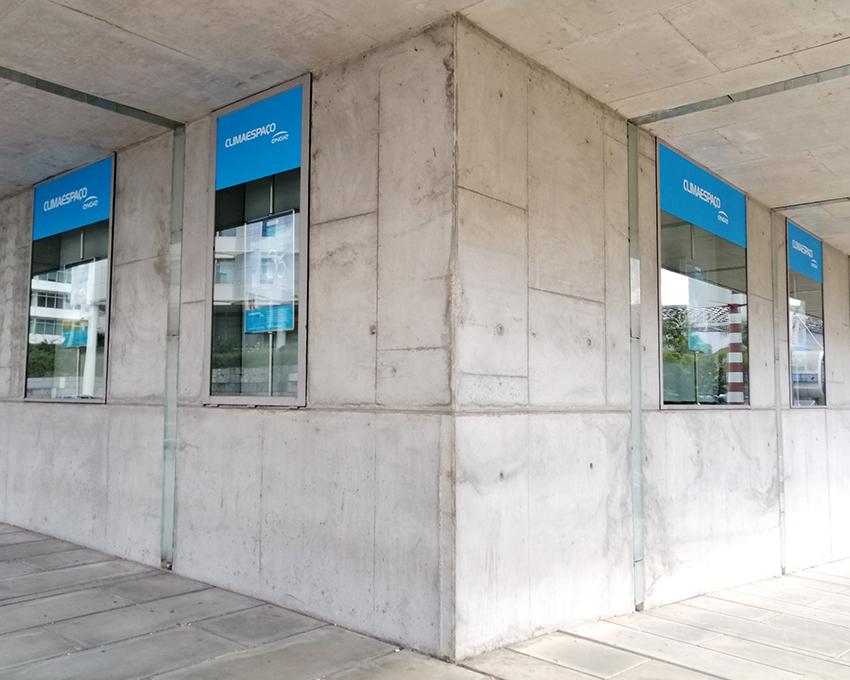 CLIMAESPAÇO - Decoração fachada