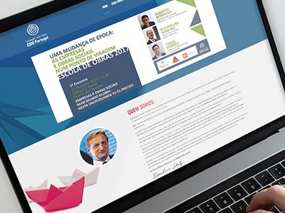 CDO Portugal website by MCBS