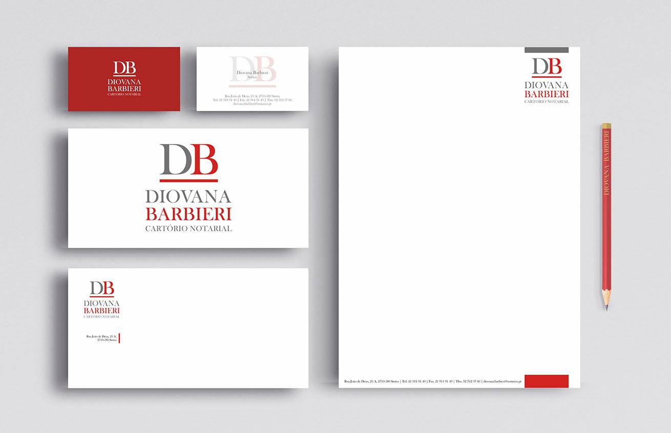 DIOVANA BARBIERI branding by MCBS