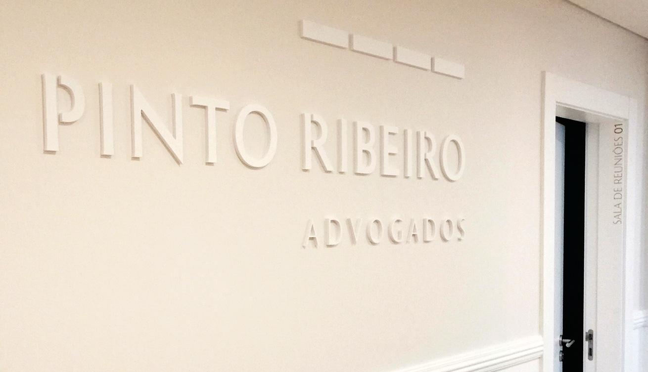 PINTO RIBEIRO branding by MCBS