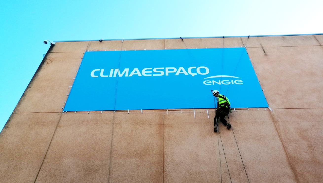 CLIMAESPAÇO - Sinalética.