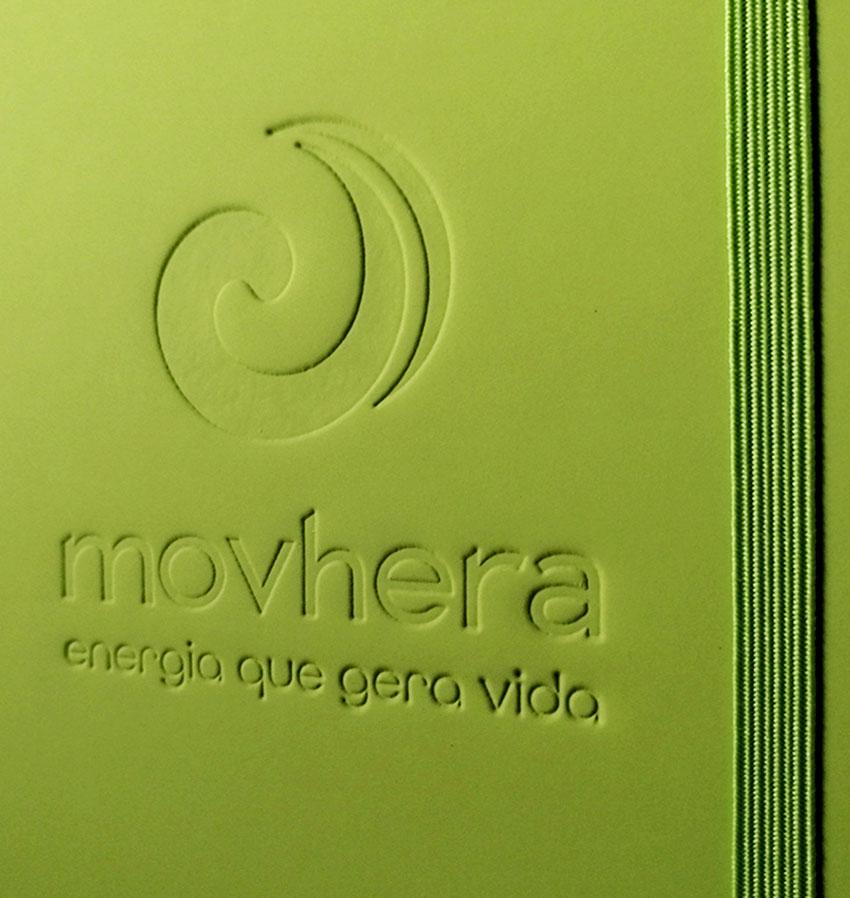 MOVHERA, Notebook personalizado. MCBS Multimedia